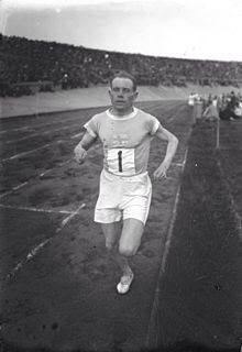 Paavo Nurmi. Incredible long distance runner