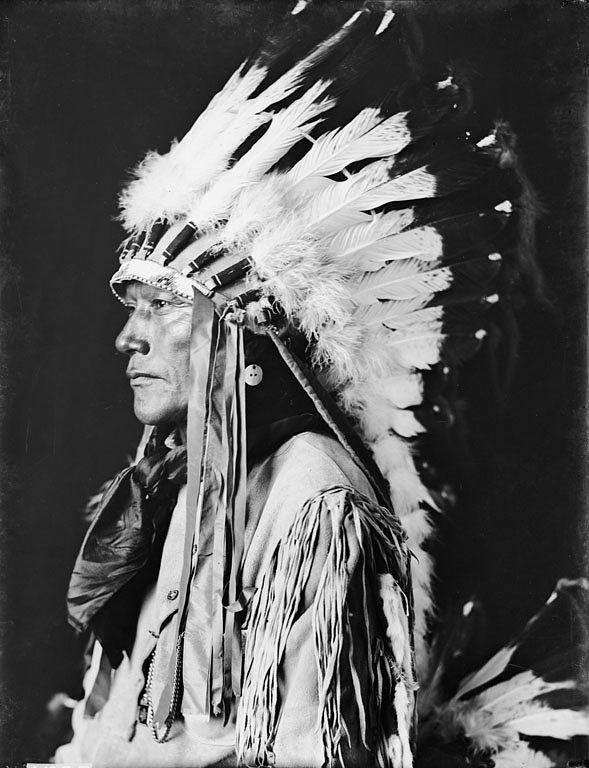 Hishkowits Porcupine, Шайены период 1907.