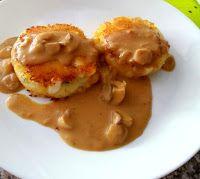 Swojska kuchnia: Kotlety ziemniaczano - jajeczne
