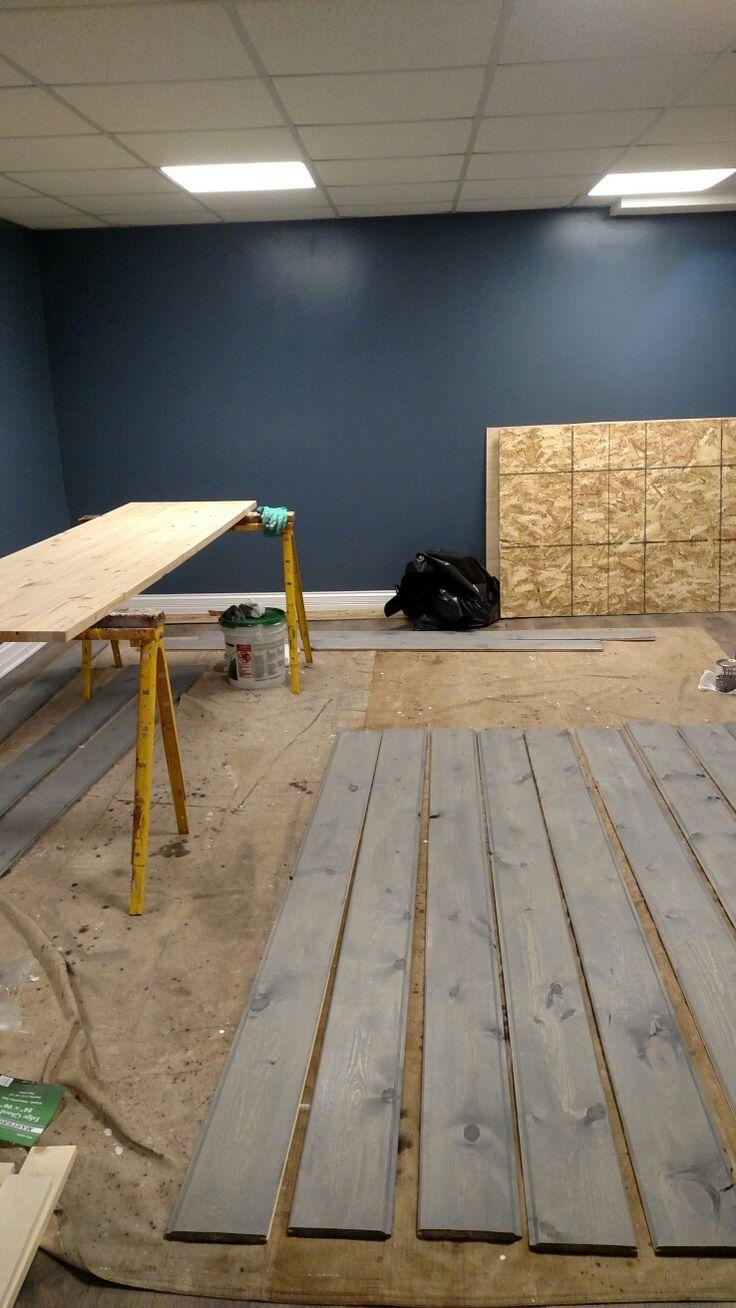 Best 25 weather bar ideas on pinterest wood planks for walls rustic weathered bar rubansaba