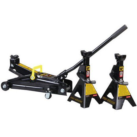 Free Shipping  Buy Torin 'Black-Jack' Trolley Jack and (2) Jack