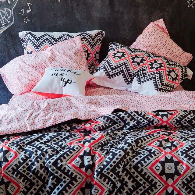 new season, new room. New Aero bedding collection online now!