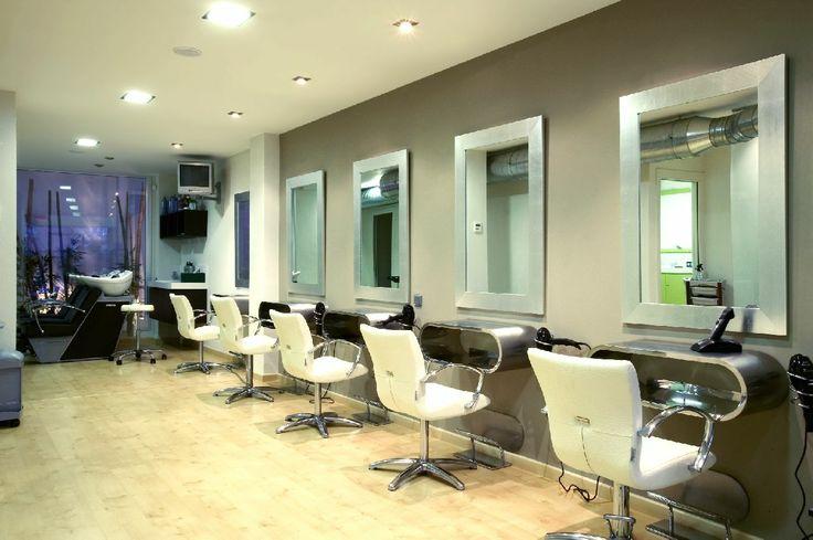 Ideas de contract de sal n de belleza tienda estilo for Peluqueria y salon de belleza