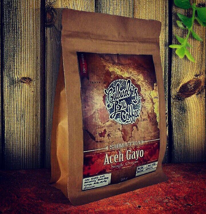 SUMATRA COFFEE, Aceh Gayo Indonesia