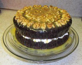 ~BellinieBits~: Black Velvet Cake (Whiskey Cake)
