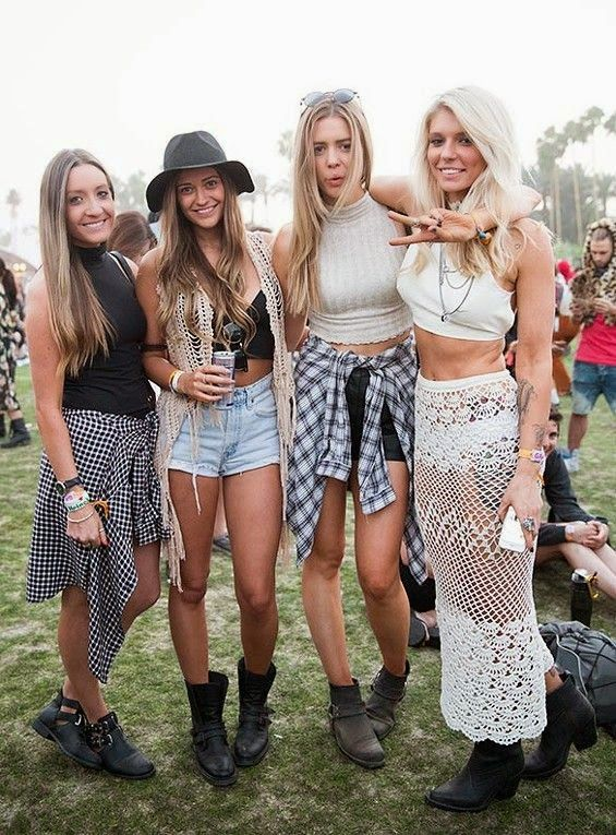 Thursday ´s inspo: Festival Outfits | stellawantstodie