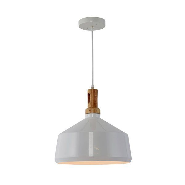 Set The Right Mood In Your Home With This 1 Light Inverted Pendant Sleek And Refined In A Variety Of White Pendant Light Pendant Light Pendant Light Fixtures