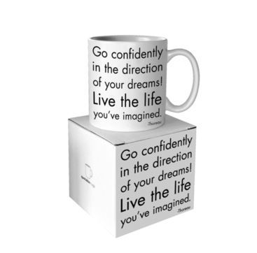 Boxed Mug - from Quotable.  Available at Bobangles.  #Quotable #QuotableCards #gift #Australia #FathersDay