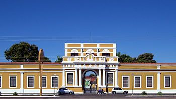 Arsenal de Guerra (Cuiabá) – Wikipédia, a enciclopédia livre