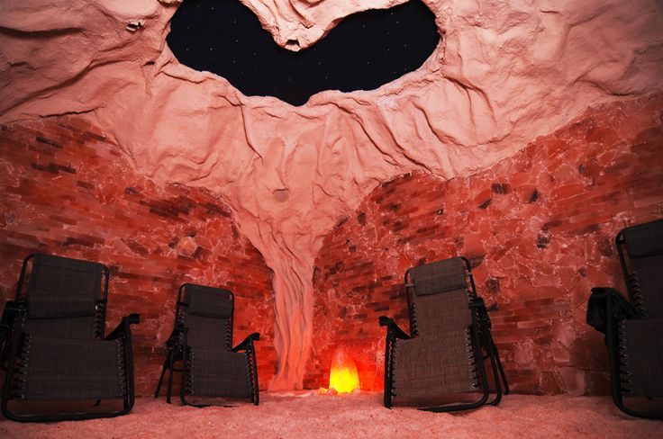 Himalayan Salt Cave, Peace Love & Zen, East Liberty (Pittsburgh), PA