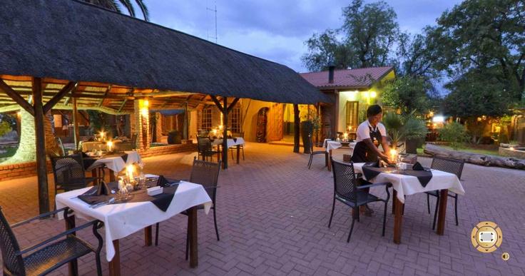 Stunning 360° Virtual Tour showing Kalahari Anib Lodge in Namibia:
