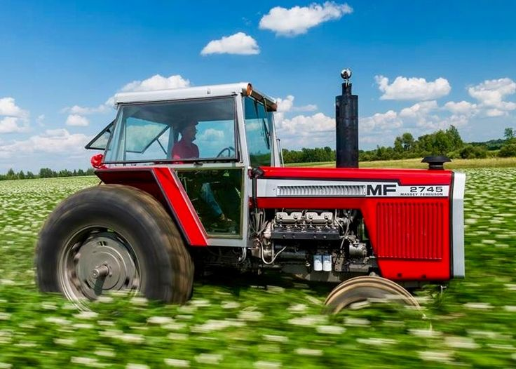 Massey Ferguson 2745 Tractor Transmission : Best images about massey furguson on pinterest four