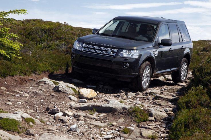 Нынешний Land Rover Freelander послужит основой для новой модели Tata.