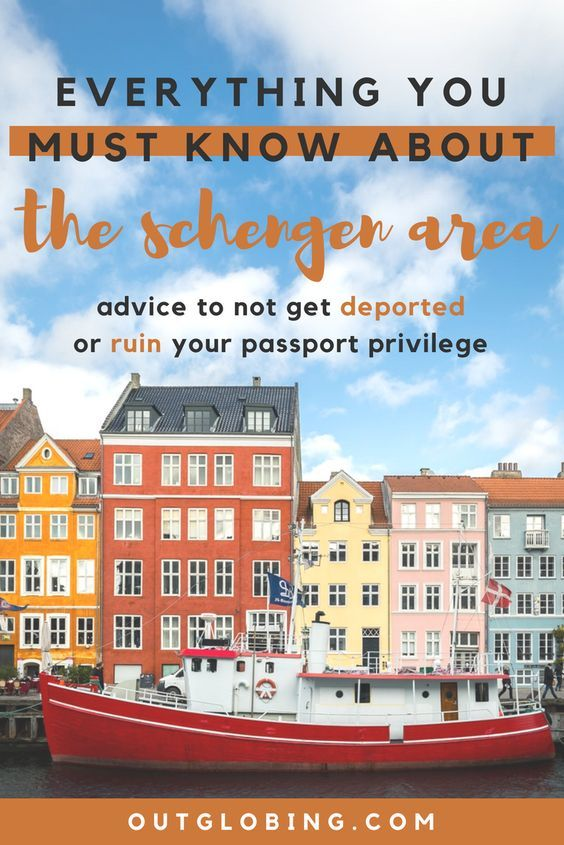 How to Travel the Schengen Area: What is the Schengen Area, list of countries inside the Schengen Area, Avoid Getting Deported, Passport Visa Advice & My Experience in the Schengen Area, Schengen Guide / Outglobing.com #schengenarea #traveleurope #passport