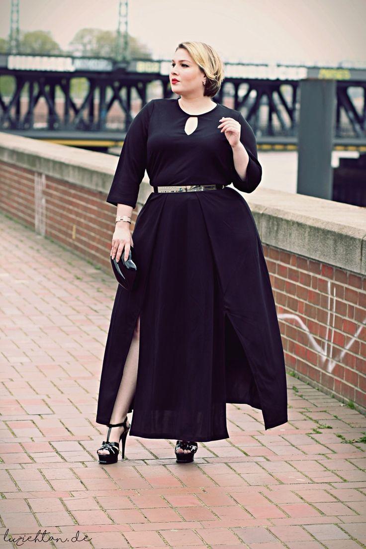 pinterest - deutschland | Übergrößen mode, damenkleider