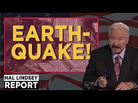 Hal Lindsey July 06, 2017 - Earthquake! - Report This Week - YouTube