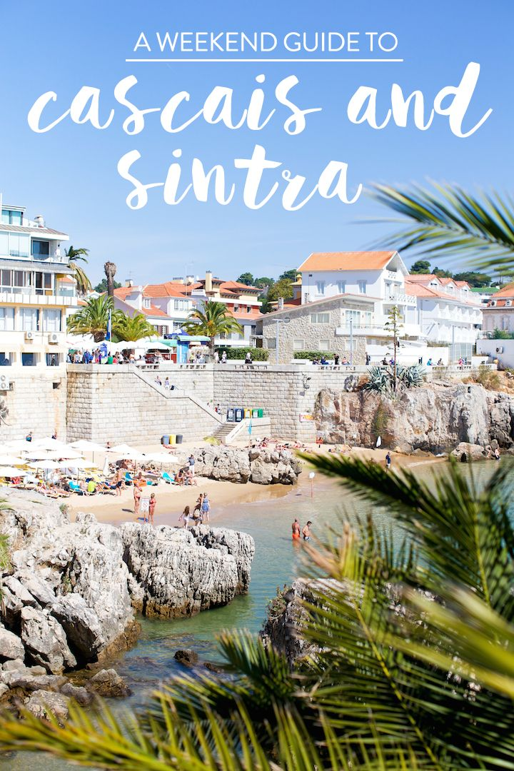 A weekend guide to Cascais and Sintra, Portugal | @chrminglystyled