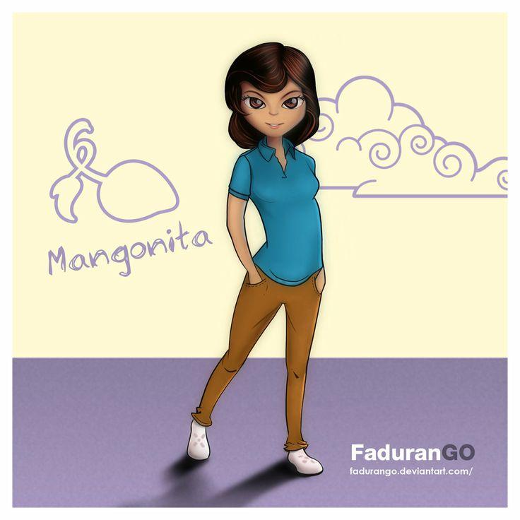 Mangonita by fadurango.deviantart.com on @deviantART