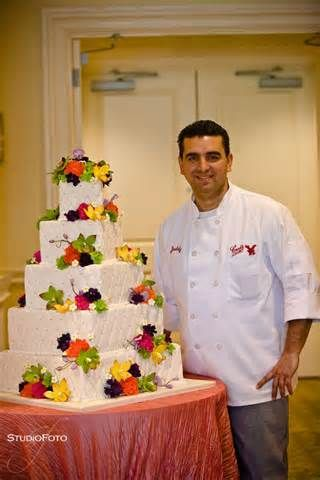 one of my fav cake boss episodes, with the bridezilla who destroys her cake and demands a new one