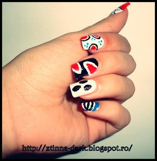 7 Days of Halloween: Day 7 - Nail art you'll be wearing on Halloween