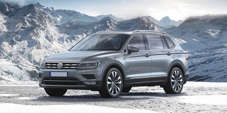 VW has revealed its new seven-seat Tiguan Allspace before it goes on sale in mid 2017. Check out this upcoming Skoda Kodiaq rival here…