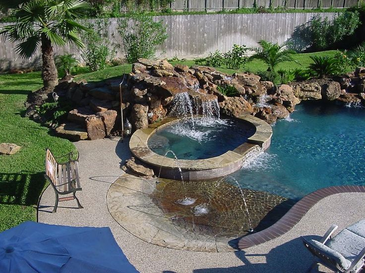 652 best images about swimming pools hot tubs water falls for Pool design boca raton