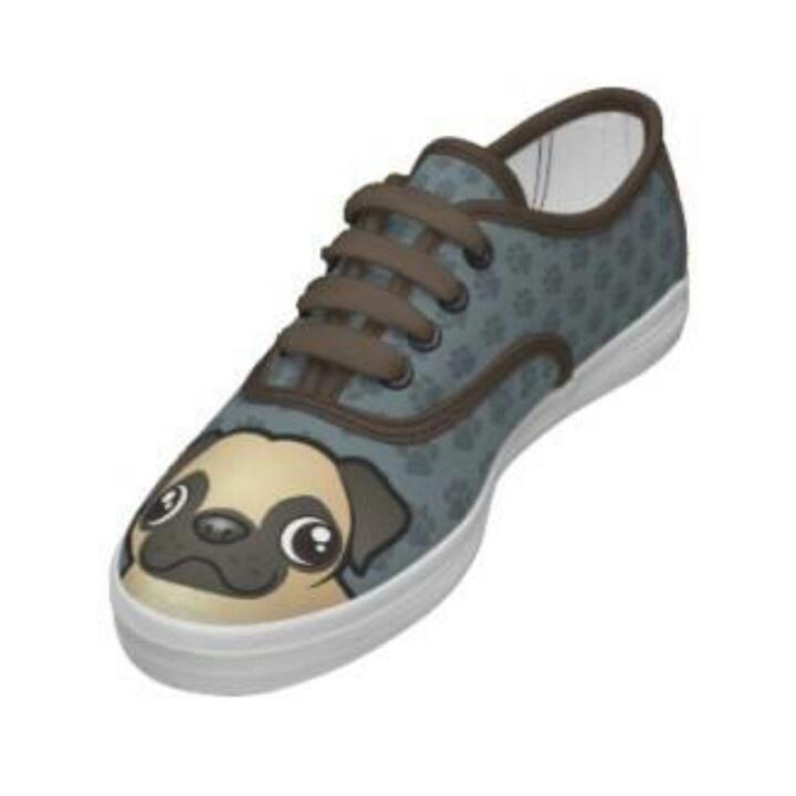 Pug Shoe