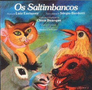 Hier, j'ai écouté pour la première fois l'album de reprises de chansons pour enfants, Hora da Criança (2001) du quatuor Quarteto em Cy. Leur première chanson est une reprise de