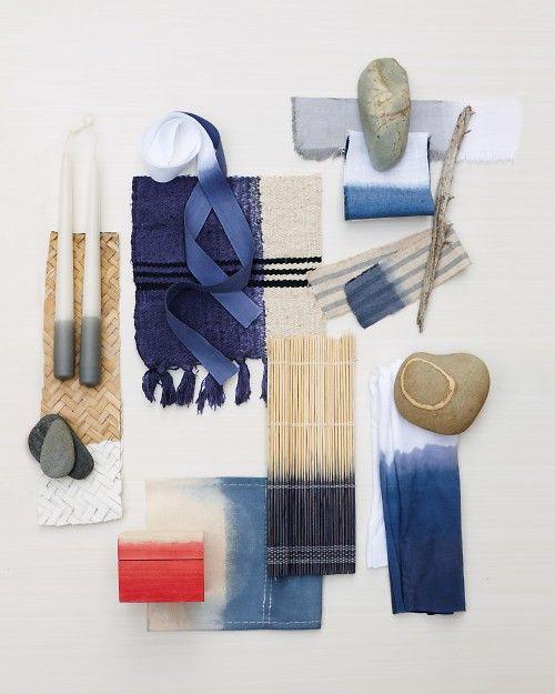 Dip-Dyeing Projects - Martha Stewart Crafts