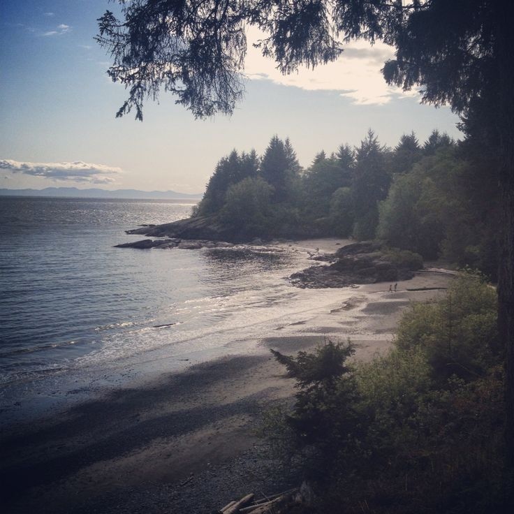 Point No Point in Sooke, BC