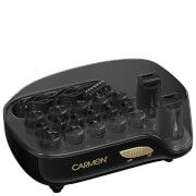 Carmen C81041 Electric Heated Hair Rollers - Black Achieve voluminous curls and waves quickly and easily with the iconic Electric Heated Hair Rollers. Featuring 10 large rollers for maximum volume and 6 smaller rollers for tighter curls, the set is pe http://www.MightGet.com/march-2017-1/carmen-c81041-electric-heated-hair-rollers--black.asp