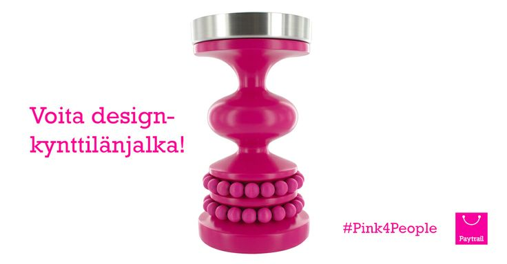 #Pink4People | Paytrail