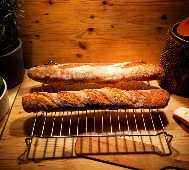 Fransız Baget Ekmeği / Baguette