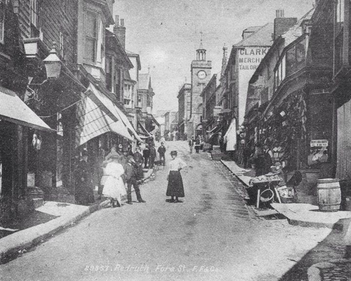 Fore Street, Redruth