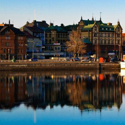 Umea, Sweden – Host of the European Capital of Culture 2014