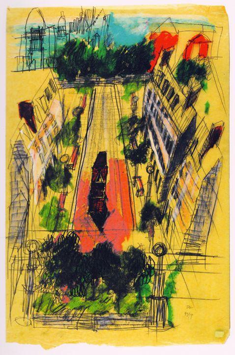 Музей рисунка. Aldo Rossi (1931-1997)