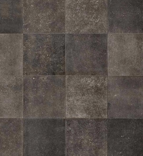 Perfecte imitatie van verouderd Belgisch hardsteen met getrommelde randen en kleurschakeringen, in 60x60 en 80x80 leverbaar (24) Tegelhuys