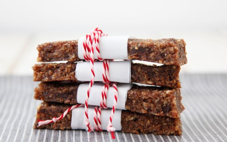 Homemade Protein Bars from Weelicious