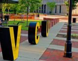 If you want a lively, urban university, check out VCU, Virginia Commonwealth University...