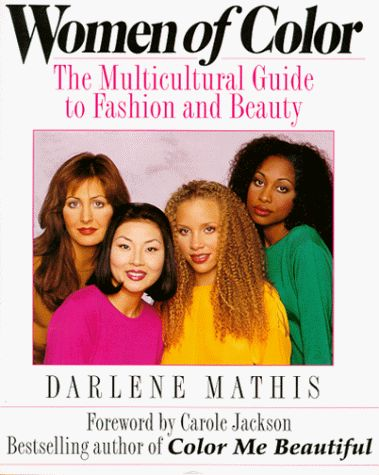 women of color - Color Me Beautiful Book