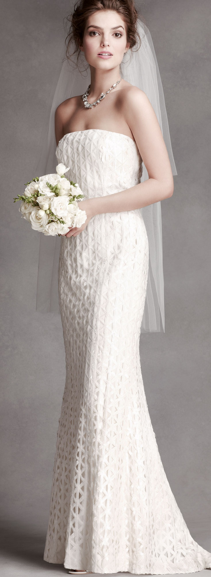 39 best Winter Wedding Gowns images on Pinterest | Short wedding ...