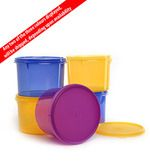 Buy Tupperware Store All Medium Canister 2 Pcs Set by Tupperware online from Pepperfry. ✓Exclusive Offers ✓Free Shipping ✓EMI Available