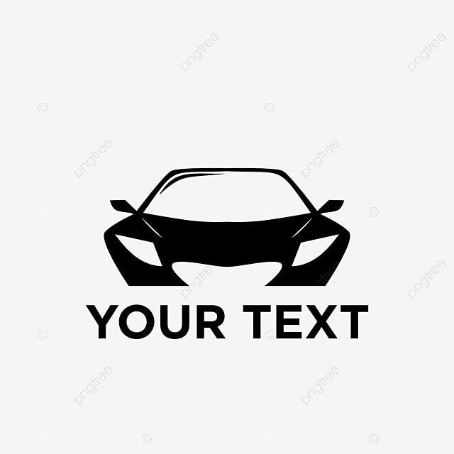Auto Silueta Logo Grafico Vectorial Y Imagen Png In 2020 Car Silhouette Silhouette Text