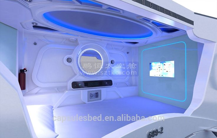 japanse stijl bed capsule hotel bed auto bed volwassen grootte
