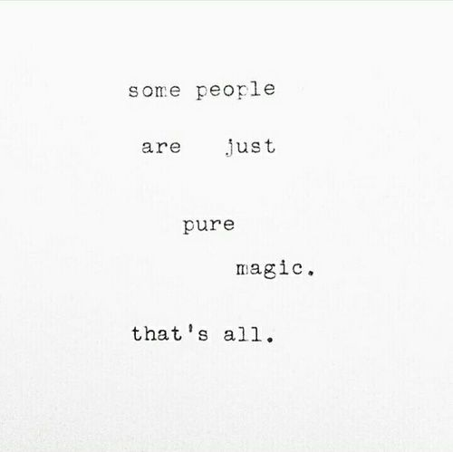 black&white, magic, and quotes image