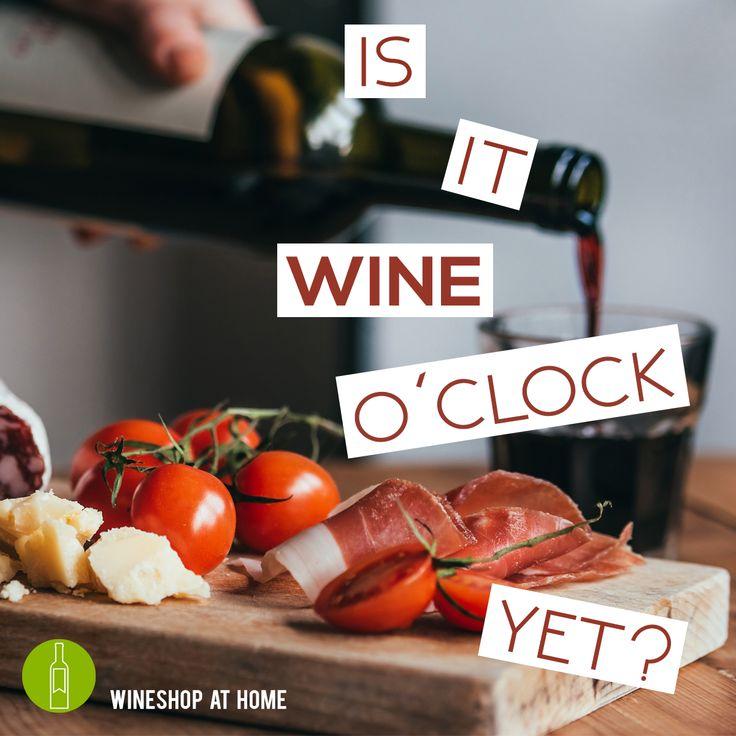 Happy #WineWednesday! Who's ready for a glass? http://wsah.life/z6z7n