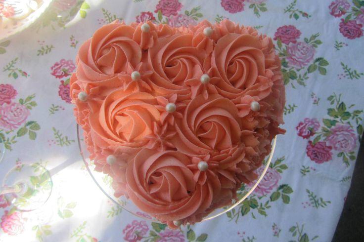 Torta de corazón