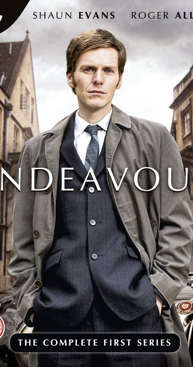 Endeavor: With Shaun Evans, Roger Allam, Jack Laskey, Sean Rigby. Follows young Endeavour Morse in his early day as an Oxford police constable working with CID, encountering Strange for the first time, and developing the notable personality traits he would latterly refine.