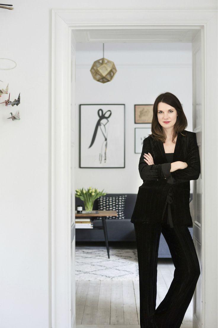 Η ρουτίνα ομορφιάς μου: Carin Hellman | ELLE