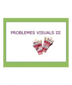 problemes visuals 3    I molts altres en aquests enllaços http://www.xtec.cat/~dvert/prob/0.swf (de Dolça Vert) i http://blocs.xtec.cat/mbardera/2008/02/15/problemes-visuals/ (de Montserrat Bardera)    Un material molt interessant per treballar amb els nens a P4 i P5